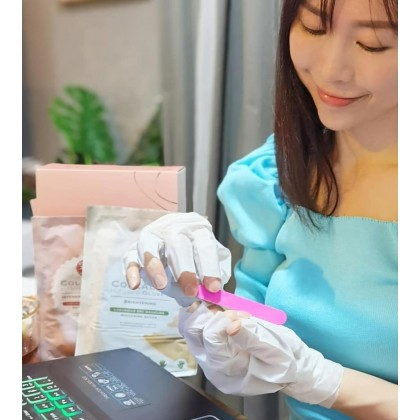 P!NCH Collagen Gloves Whitening (Long Gloves)