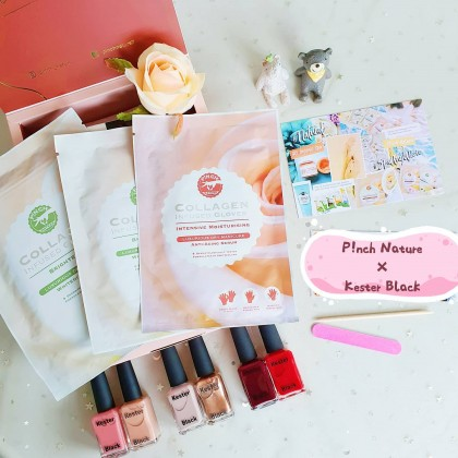 P!nch Sweetest Blooms Set